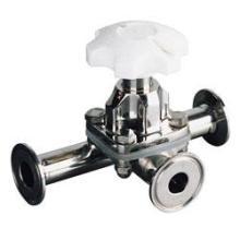 供应卫生级隔膜阀(DN15-100厂家直销)