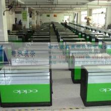 供应天津欧珀手机展柜生产批发厂家图片