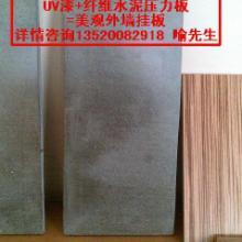 供应uv柒+纤维水泥外墙板