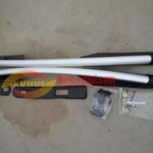 2010款CRV行李架 新款CRV铝合金专用行李架 圆管/扁管图片