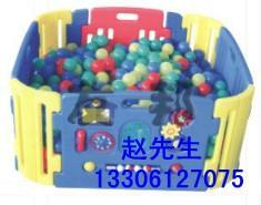 供应儿童波波池器材系列供货商
