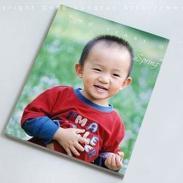 郑州漂亮屋网上冲印-专业影楼相册制作 供应16寸竖版影楼杂志相册
