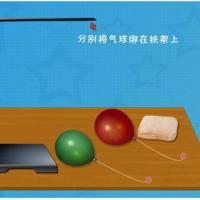 供应VCM仿真实验幼儿科普9生活中的静电现象