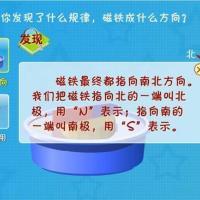 供应VCM仿真实验幼儿科普4磁铁的两极