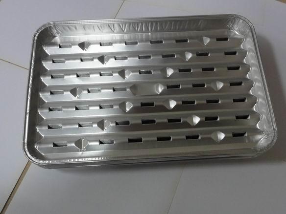 铝箔烧烤盘图片/铝箔烧烤盘样板图 (1)