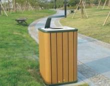 供应浏阳防腐木垃圾桶代理