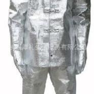 全铝隔热工作服图片