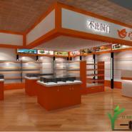 长沙进口食品展柜图片