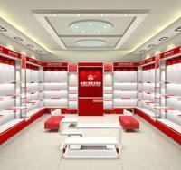 供应湖南专卖店展柜制作,展示柜,展示台,精品展示柜制作、展柜设计制作 图片|效果图