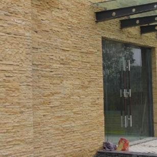 杭州精品砂岩背景墙电视背景图片