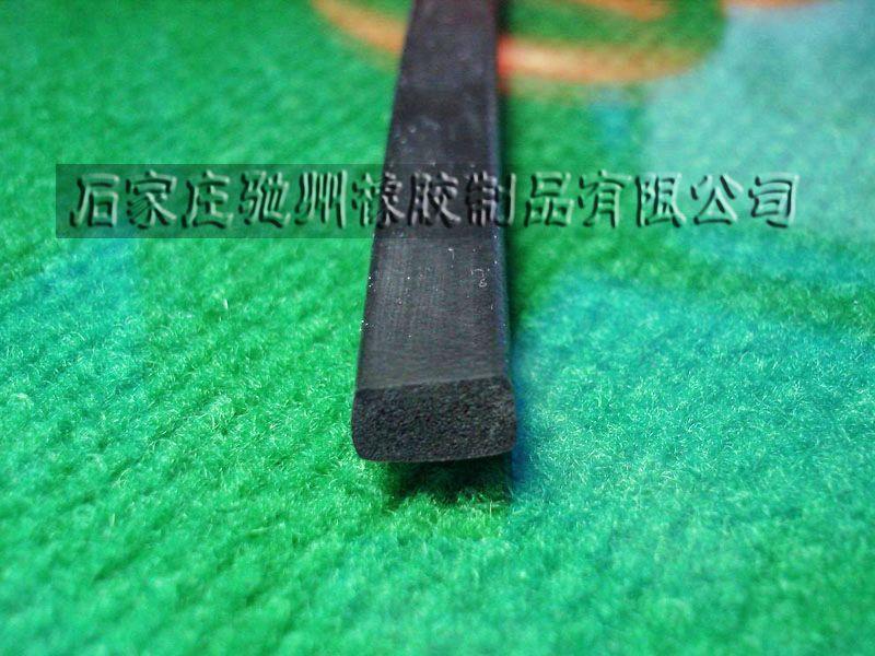 三元乙丙圆型发泡密封条工业用条EPDM