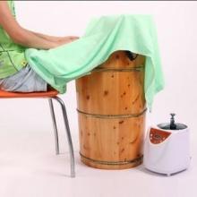 香柏木熏蒸桶价格 香柏木蒸汽桶 沐足足疗桶 熏蒸桶 蒸脚机 蒸足桶 批发