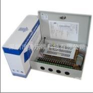安防监控电源18路输出200W图片