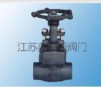 供应Z11HZ11Y美标内螺纹锻钢闸阀