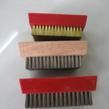 供应美国超细钢/铜丝刷,网纹辊清洗刷