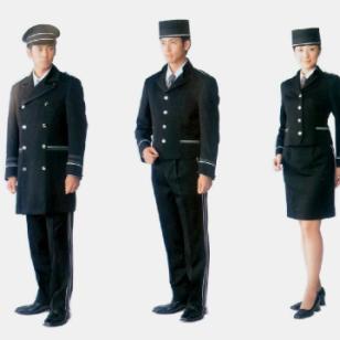 太原豪绅2011式保安员服装图片