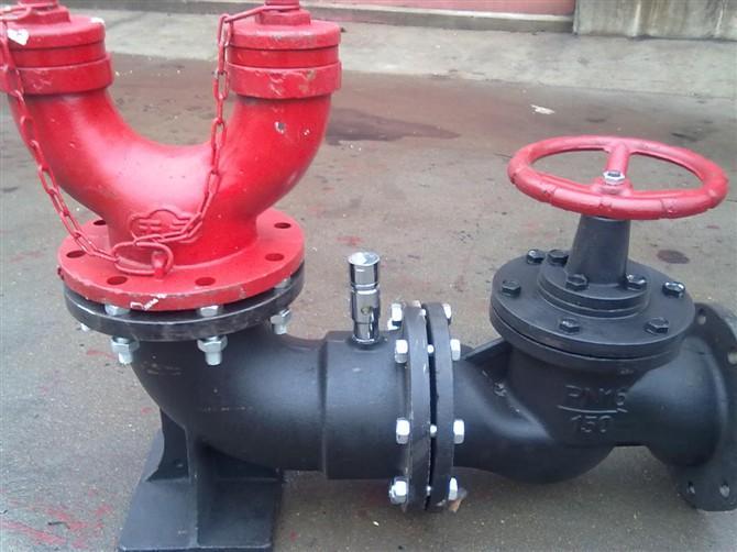 水泵接合器使用