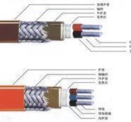 大连电伴热施工图片