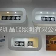 深圳12W大功率LED斗胆灯图片