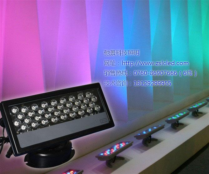 led洗墙灯图片