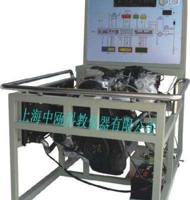 三菱发动机带变速实验台图片/三菱发动机带变速实验台样板图 (1)