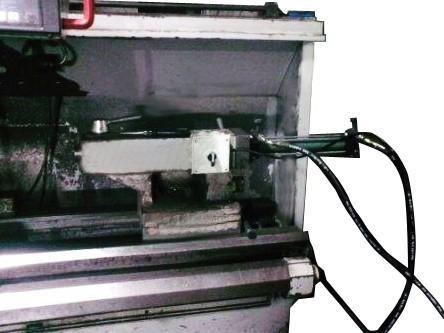 供应供应数控车床改装液压机床尾座图片