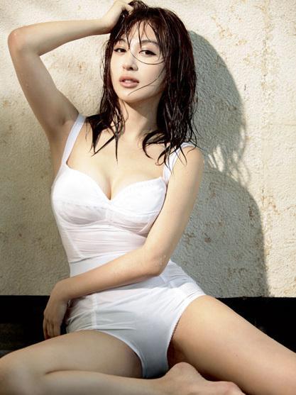 供应李菲儿经纪公司美女明星广告代言图片