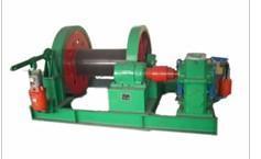 供应煤矿用提升设备凿井绞车