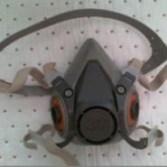 3M6200防毒面具面罩厂家代理图片