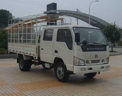 供应厢式车大中小型仓栅式运输车长安牌图片图片