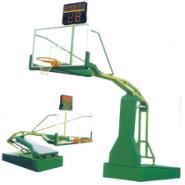 102型液压篮球架/广州市篮球架图片
