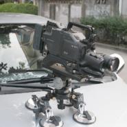 肩扛式摄像机车载吸盘稳定器图片