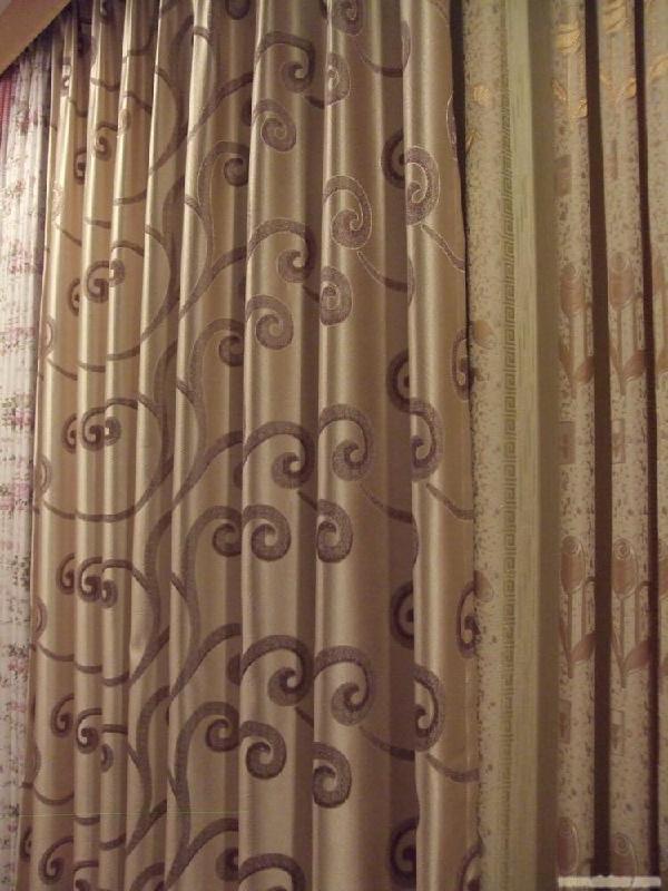 供应天津窗帘窗帘面料遮光卷帘宏源窗饰