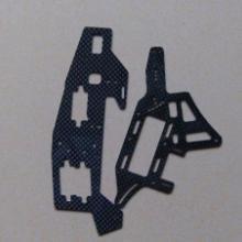 供应玩具飞机模型支撑板