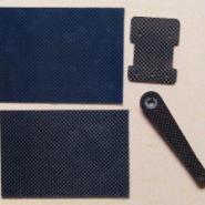 黑色碳纤板绝缘板哑光3K遥控车配件图片