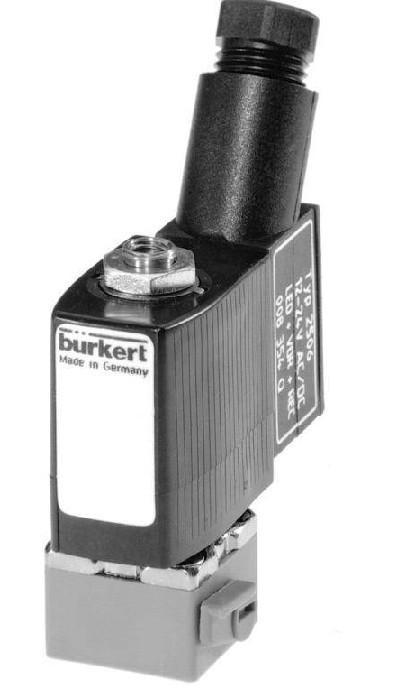 供应德国burkert宝德2702型带定位器的调节阀图片