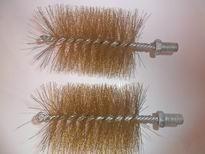 供应铜丝刷、铜丝管道刷