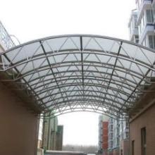 供应金华钢结构钢架雨棚