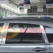 本田CRV电镀门柱饰条图片