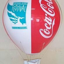 供应PVC充气升空球/充气沙滩球生产厂家
