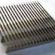 安平县弧形筛聚氨酯矿筛网筛板图片