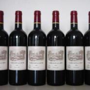 拉菲红酒1989年图片