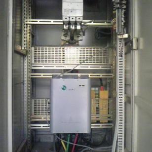 变频器软启动控制柜、恒压供水控制图片