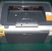 惠普1007/1008激光打印机维修拆机图片