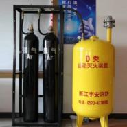 D型干粉自动灭火系统装置图片