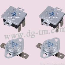 供应KSD308大电流双级温控器ksd热保护器ksd温度开关批发