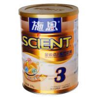 施恩金装奶粉