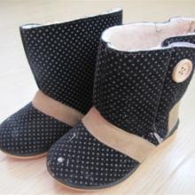 供应童鞋雪地靴棉靴北京老布鞋童靴批发厂家直销供应支持订单加工批发