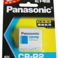 原装松下CR-P2锂电池6V图片