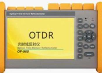OTDR曲线分析图片